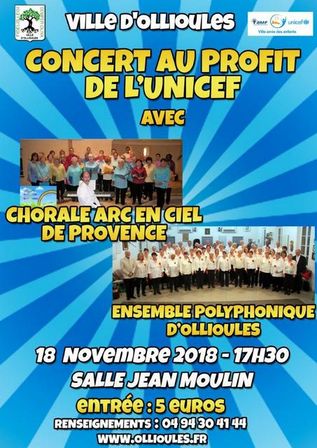 Affiche unicef ollioules 18112018